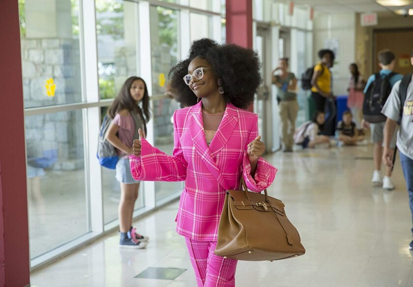 "Marsai Martin in ""Little"""