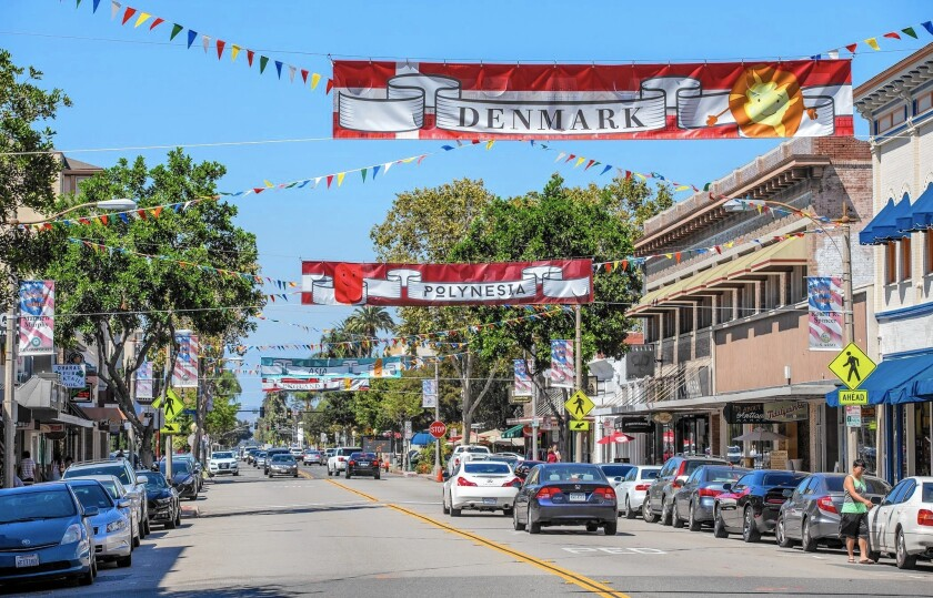 The city of Orange is gearing up for its International Street Fair over Labor Day weekend, but looming in the background is a debate over the proposed expansion of Chapman University student enrollment.