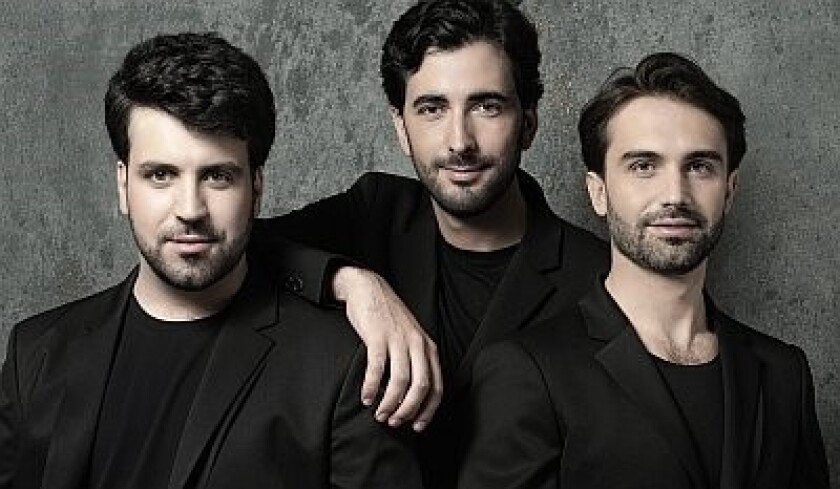 France's award-winning Trio Zadig performs both traditional classical music reperotire and more contemporary compositions.