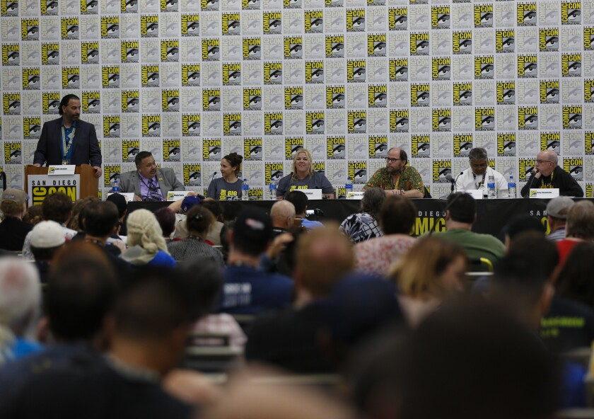Comic-Con Internatinal