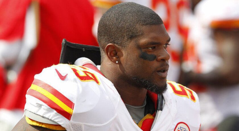 Jovan Belcher of Kansas City Chiefs dead in suspected murder-suicide