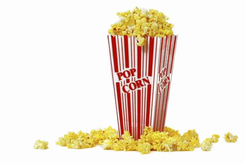 Summer popcorn movies are on the way.