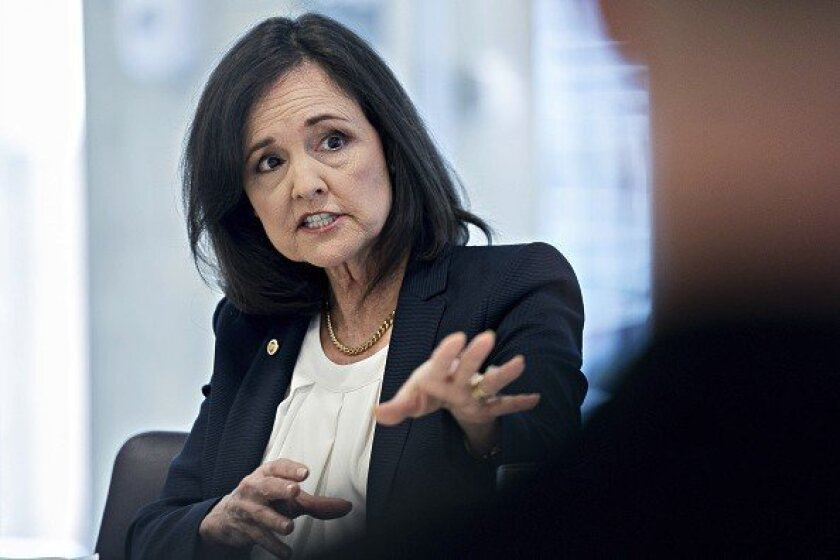 Judy Shelton, former U.S. executive director for the European Bank for Reconstruction and Development.