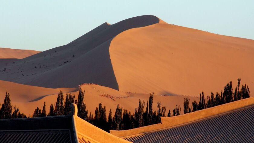 The 'Silk Road' of northwest China and Bhutan