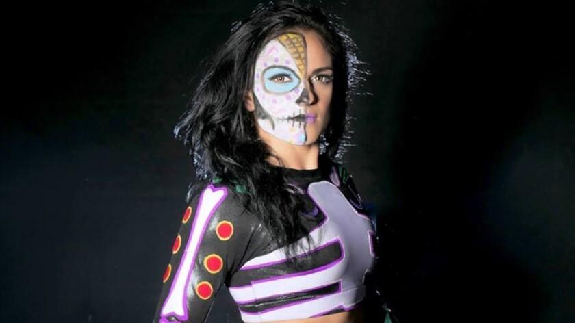 Melissa Cervantes debuta en La Jaula de Combate Américas en San Antonio.