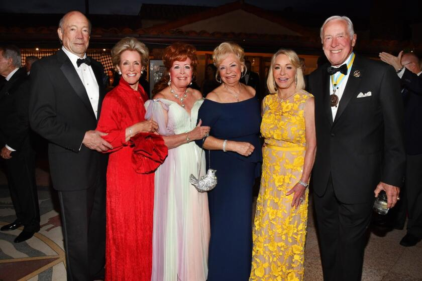 Bob and Donna Allan, Dianne Bashor, Debbie Smith, Mary and Pete Dawkins