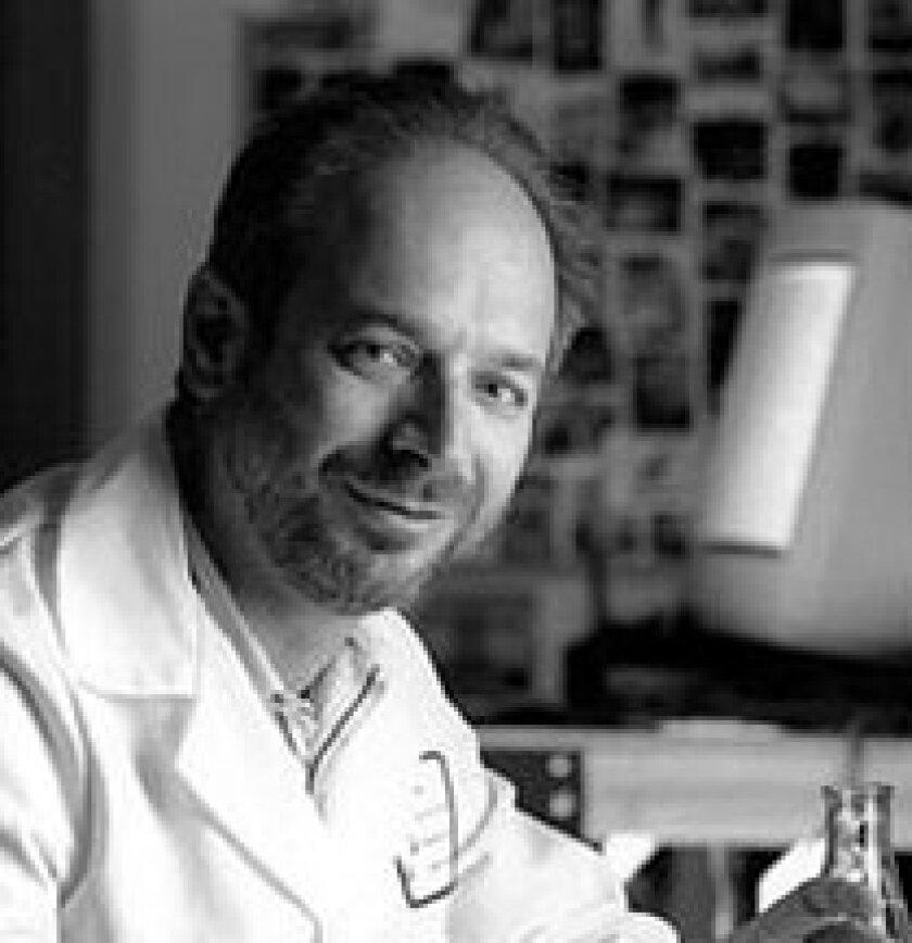 Scripps geneticist wins Nobel Prize - The San Diego Union