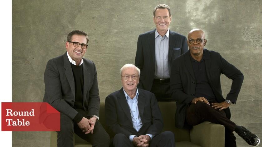 Lead actors panel