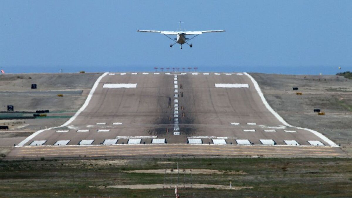 5f21958e13a Residents unhappy about Carlsbad airport improvement plans - The San Diego  Union-Tribune