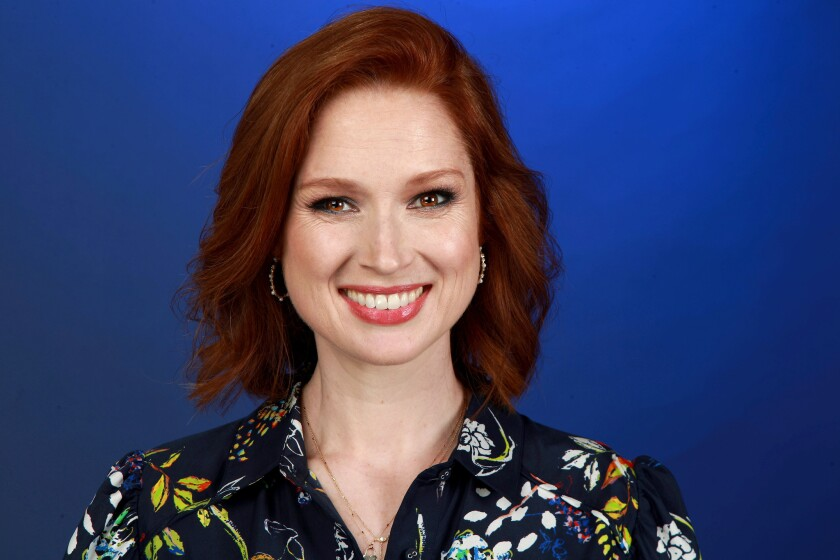 """Ellie Kemper played the starring role in the Netflix comedy series """"Unbreakable Kimmy Schmidt,"""" for"""