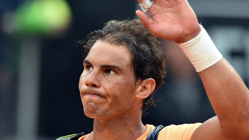 Rafael Nadal will not play at Wimbledon