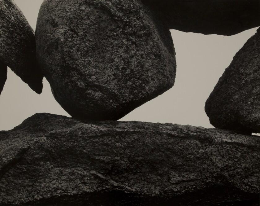 "Aaron Siskind: ""Martha's Vineyard"" (1954, gelatin silver print)"