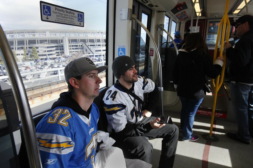If Chargers are done here, their good-bye was well done - The San