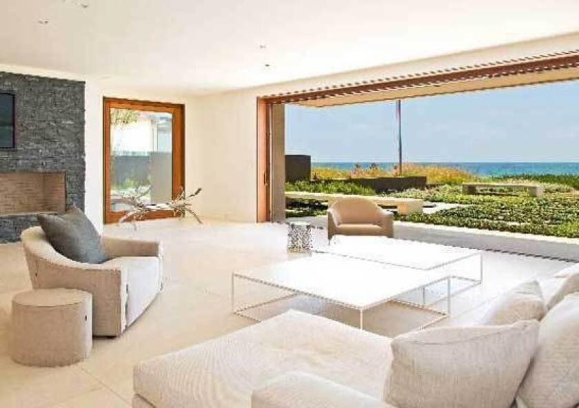 Fred Sands buys in Malibu for $14.7 million