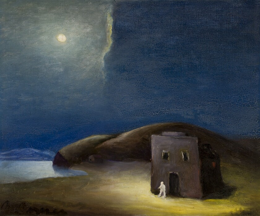 """Hermit's Shack, No. 114,"" 1939"