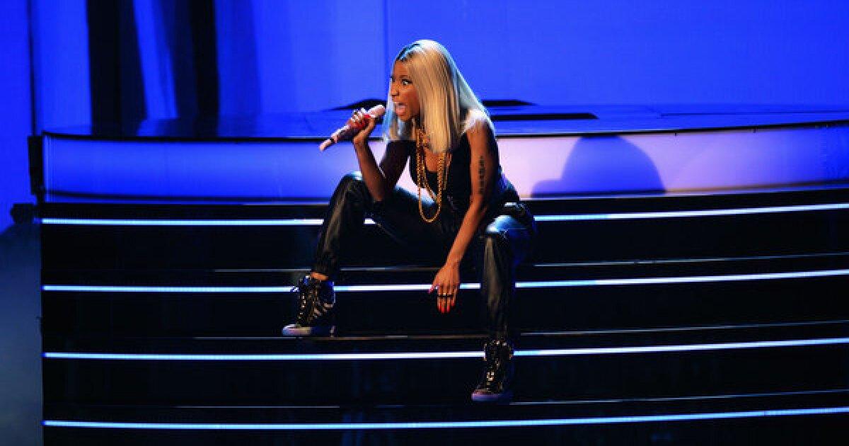 Nicki Minaj On Dj Khaled S Marriage Proposal He Was Kidding Los Angeles Times Dj khaled & nicki minaj]. nicki minaj on dj khaled s marriage