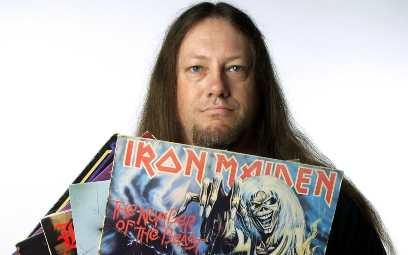 Brian Parker is the founder of the San Diego Metal Swap Meet.
