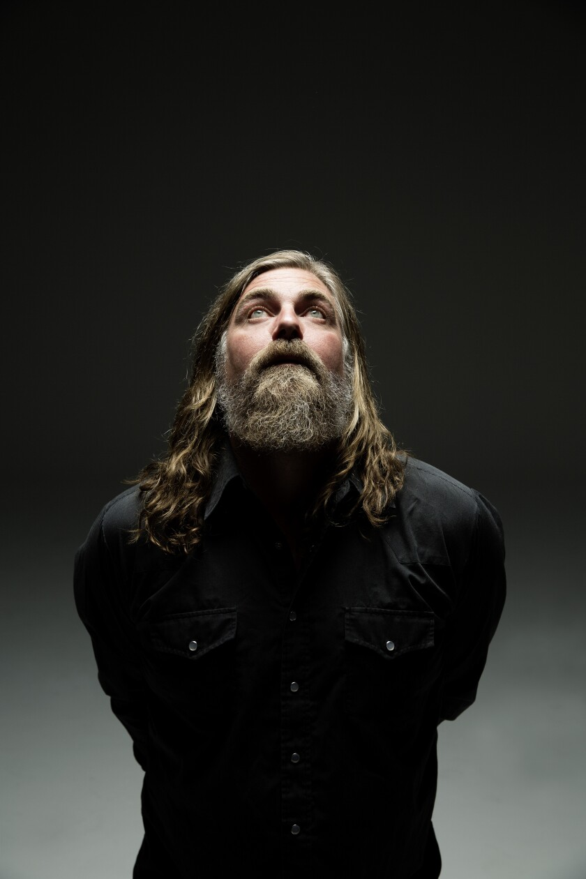 Singer-songwriter Jake Smith, aka The White Buffalo.