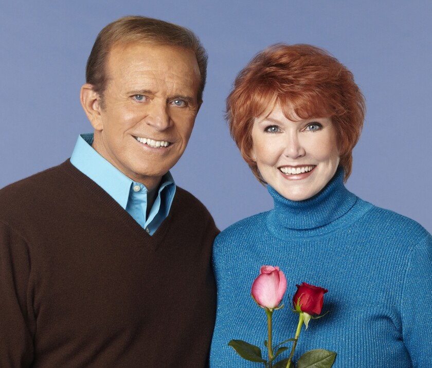 Bob Eubanks and Stephanie Edwards will leave hosting of the Rose Parade for KTLA after the 2016 event.