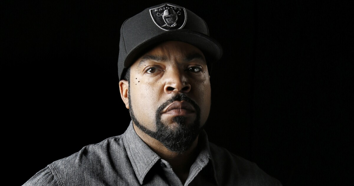 Column: To understand why some Black men support Trump, start with Ice Cube