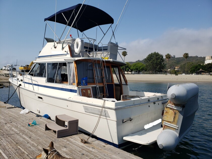 CBP agents intercepted a boat off the shore of Point Loma