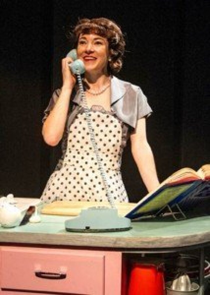 Jo anne Glover becomes the perfect 1950s housewife in 'Maple and Vine' directed by igor Goldin.
